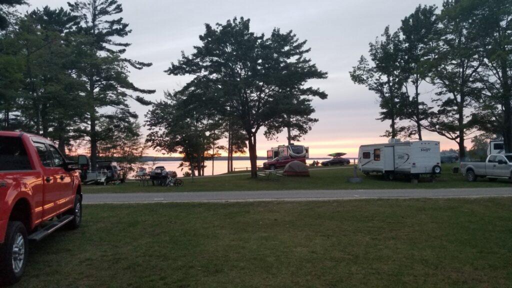 Indian Lake State Park,