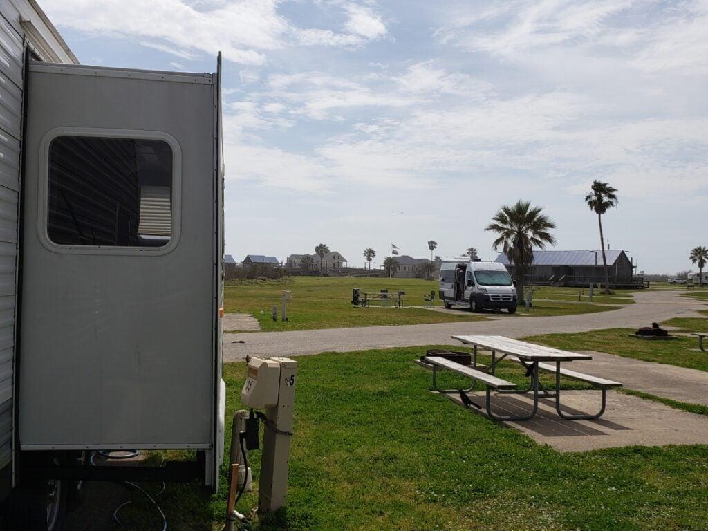 Quintana Beach County Park, TX