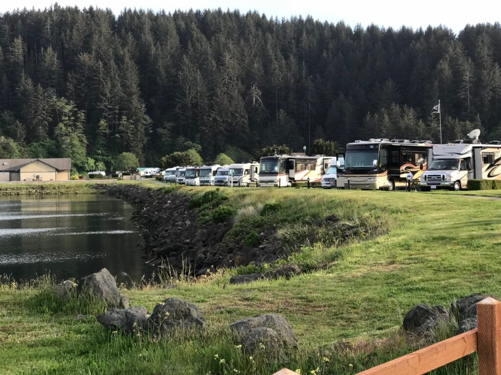 Winchester Bay RV Resort is a must for RVers on the Oregon Coast