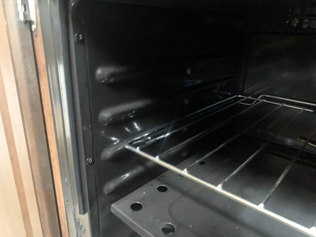 RV oven