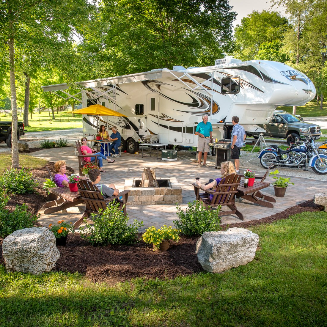 Route 66 RV parks