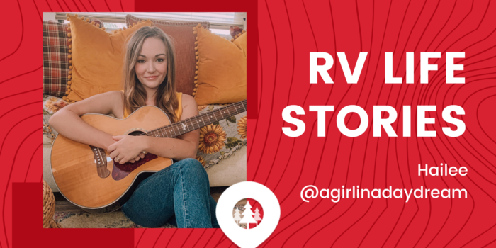 RV living - @agirlinadaydream