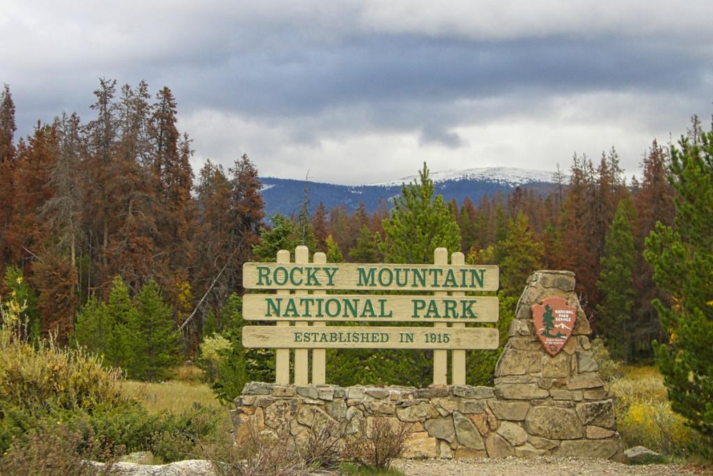 RV parks near Rocky Mountain National Park