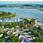 aerial view of Hilton Head resort
