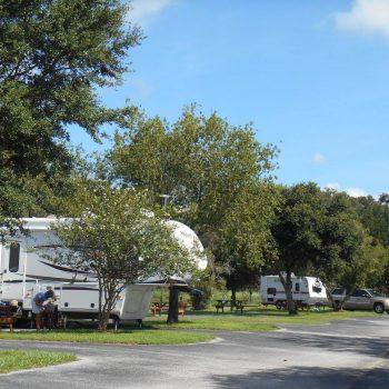 Tampa RV park