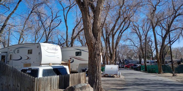 camping near Reno