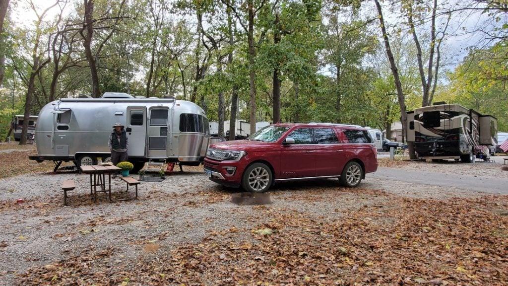 Airstream at Cooper Creek Resort
