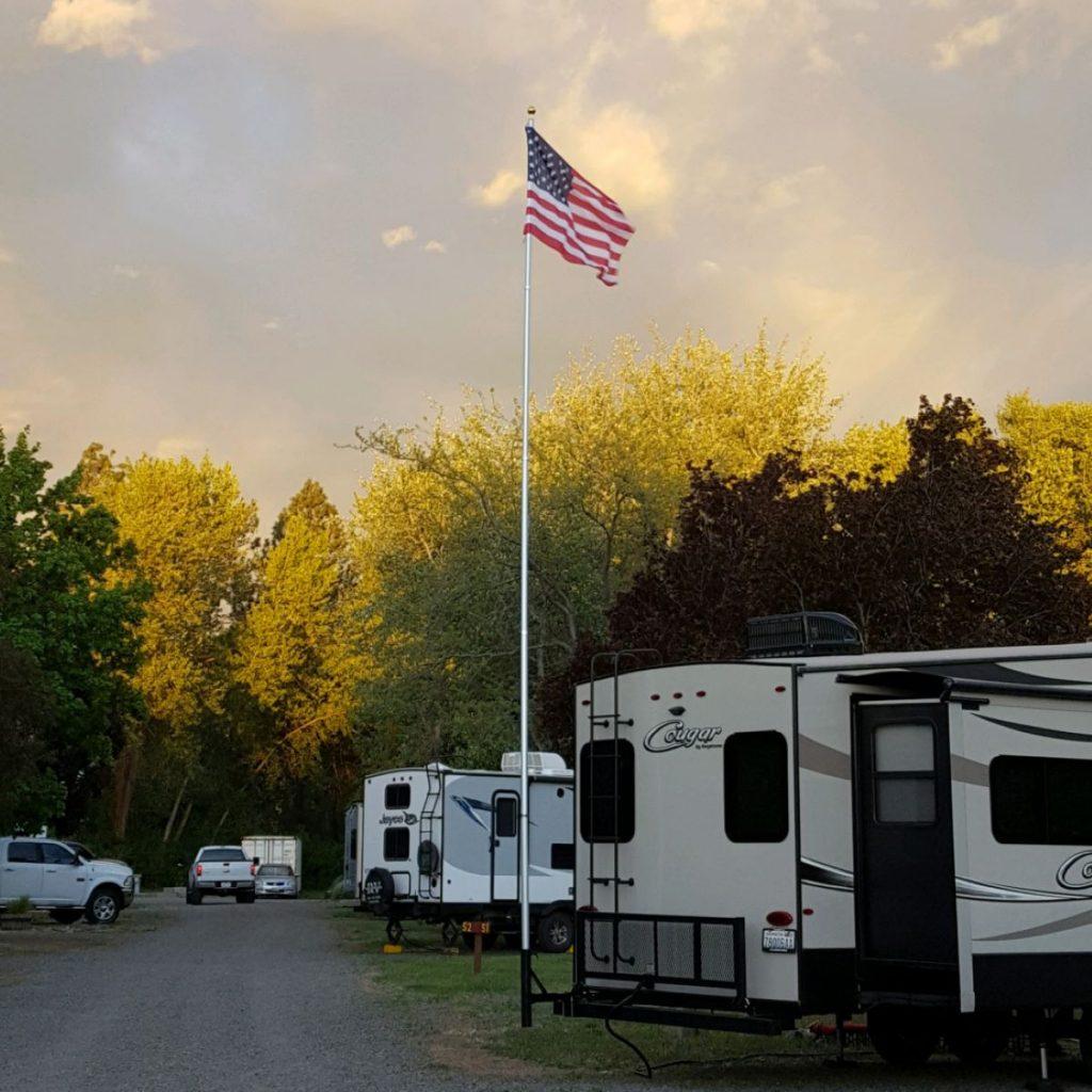 Washington RV parks