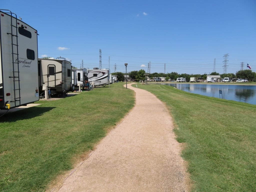 Houston RV parks