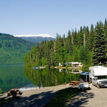 lake resorts
