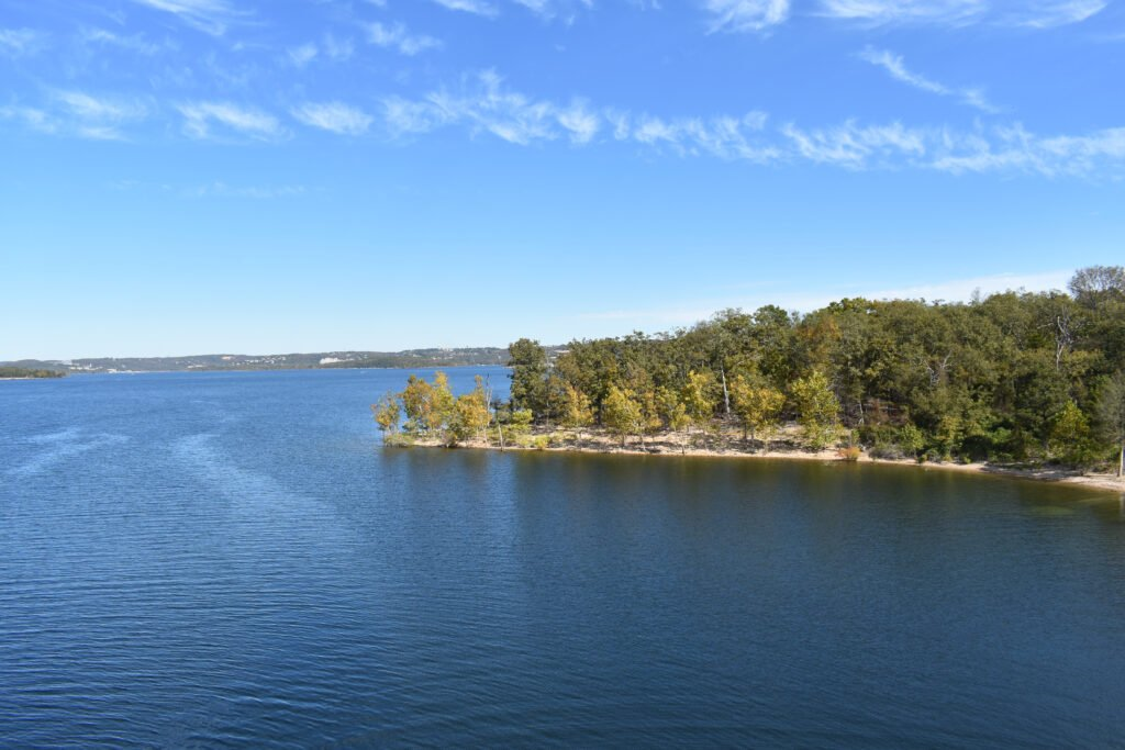 Table Rock Lake in Missouri