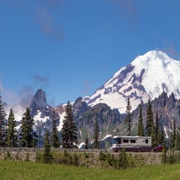 Washington RV parks