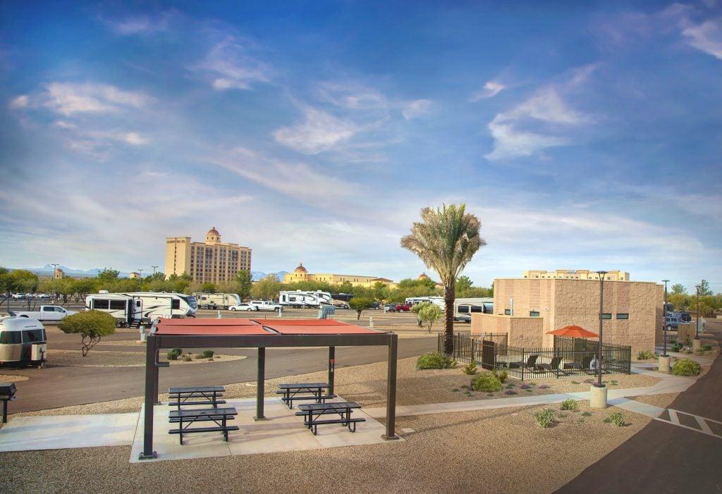 Visit Casino Del Sol near Tuscon, AZ