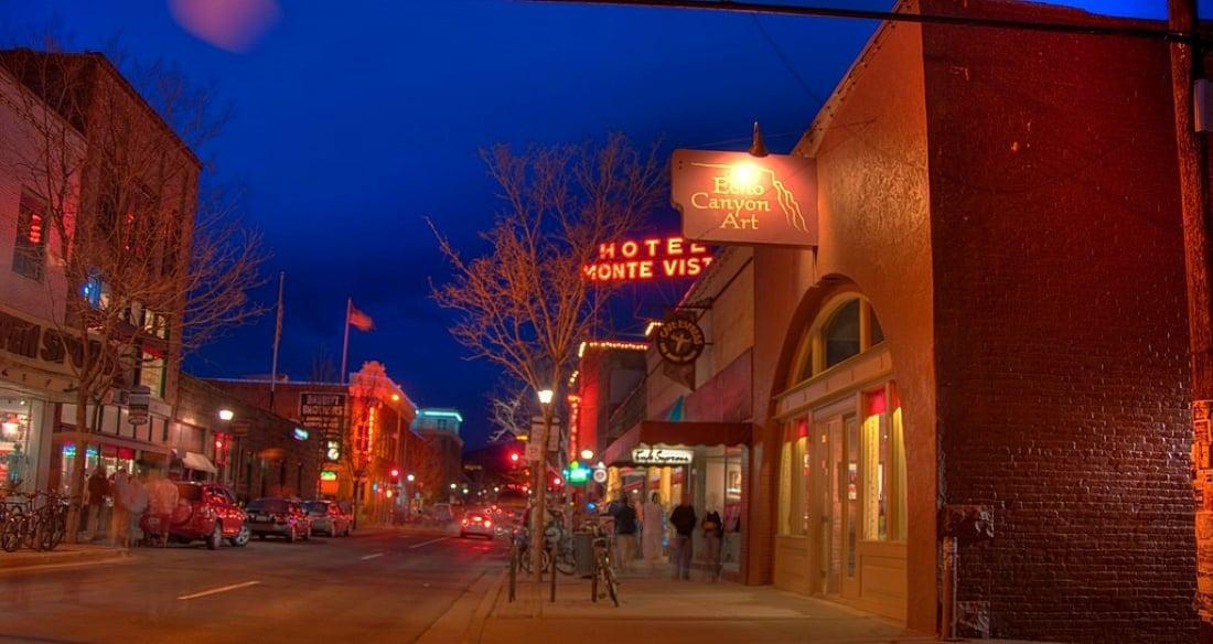 Flagstaff, Arizona - Route 66 towns