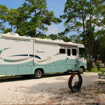 RV campgrounds in Georgia