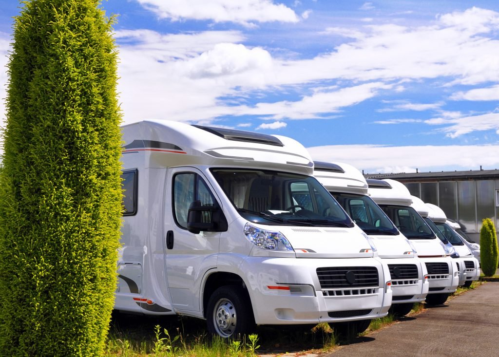 RV consignment lot