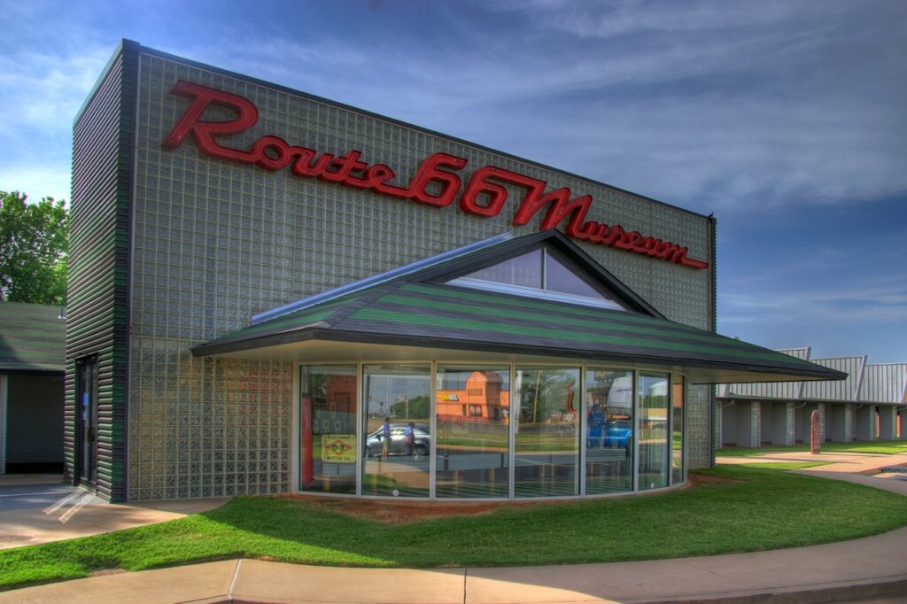 route 66 museums