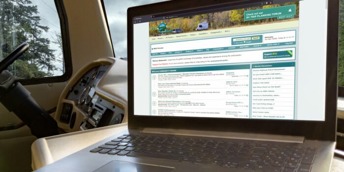 Laptop in RV on iRV2 Forums