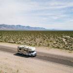 RV on road - used motorhome financing