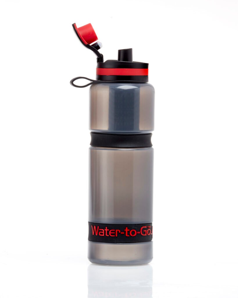 Stock photo of Active water bottle from Water-To-Go