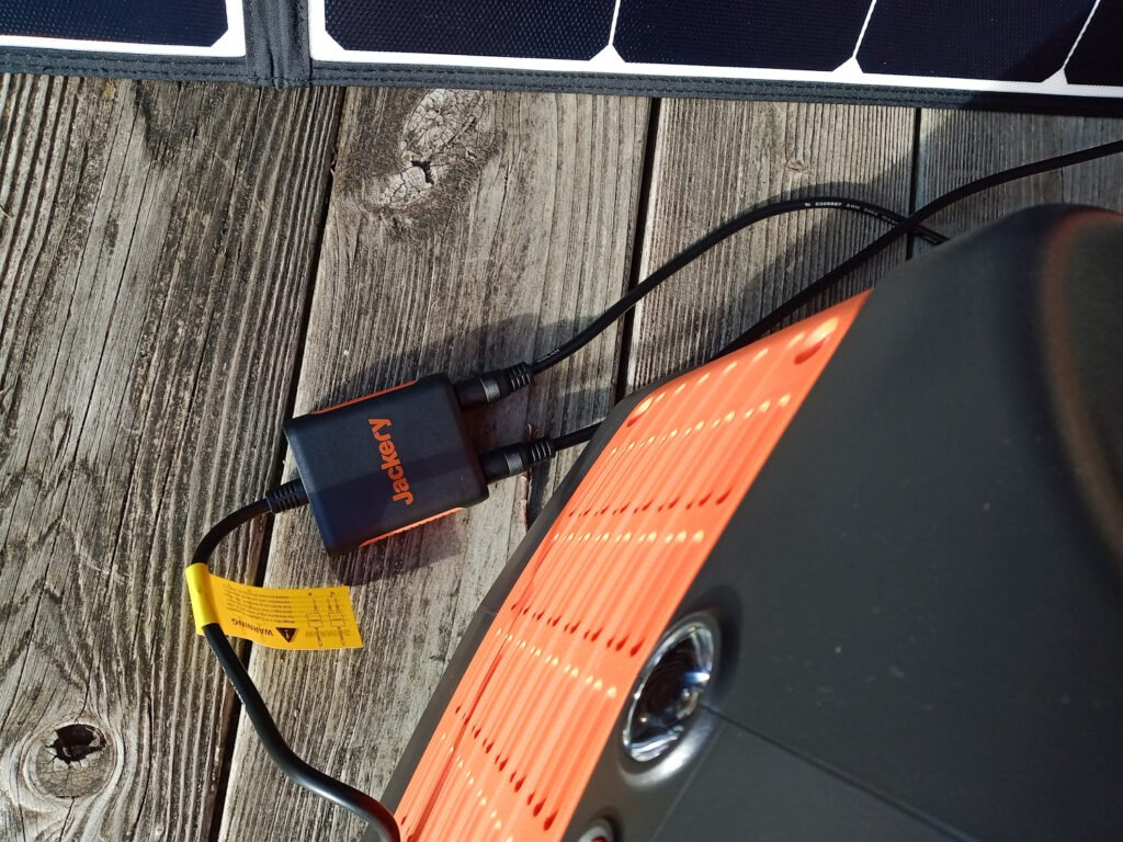 solar adapter cable